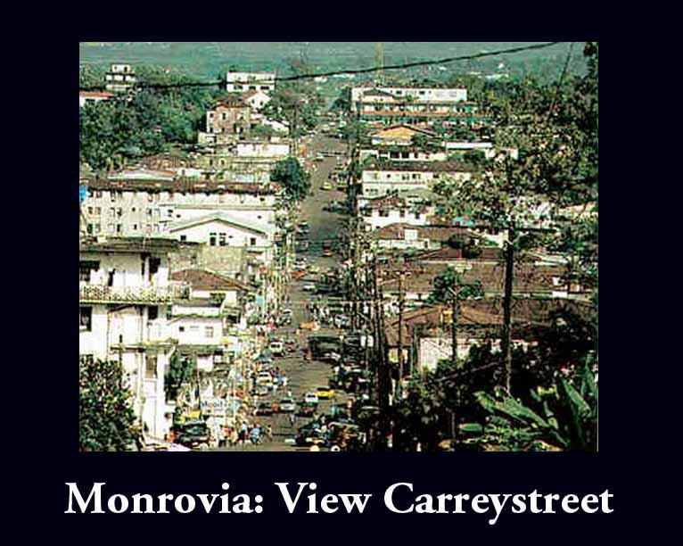 Cerrey Street Monrovia